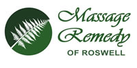 Logo for Massage Remedy